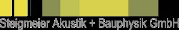 Steigmeier Akustik + Bauphysik GmbH Logo