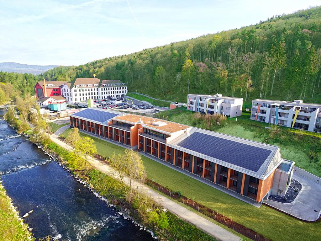 Hotel Riverlodge Stimmungsbild